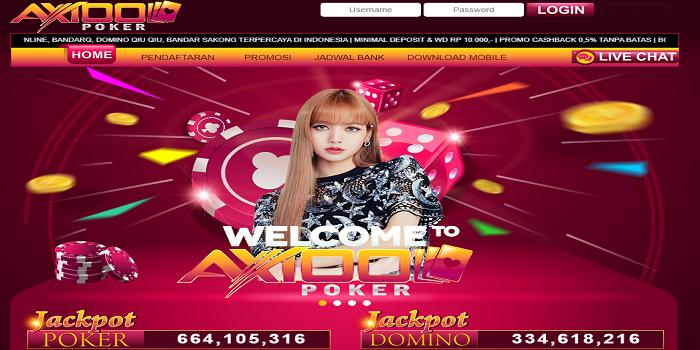 situs judi agen poker bandar togel toto casino